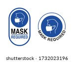 Mask Required Warning...