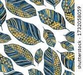 modern abstract seamless...   Shutterstock . vector #1732058059