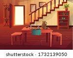 vector cartoon style... | Shutterstock .eps vector #1732139050