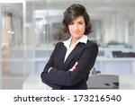 Portrait Of A Business Woman I...
