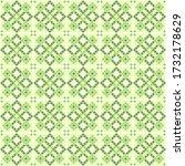 seamless design in multicolored ... | Shutterstock .eps vector #1732178629