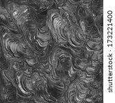 seamless dark foil texture  | Shutterstock . vector #173221400