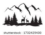 vector illustration of... | Shutterstock .eps vector #1732425430