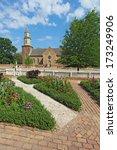 williamsburg  virginia   april... | Shutterstock . vector #173249906