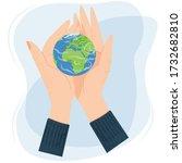 vector flat illustration of...   Shutterstock .eps vector #1732682810