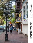 vancouver  canada   may 16 ... | Shutterstock . vector #173276063