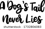 dog lovers quote lettering...   Shutterstock .eps vector #1732806083