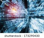 city lights series. arrangement ... | Shutterstock . vector #173290430