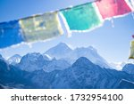 View Of Mt Everest From Gokyo...