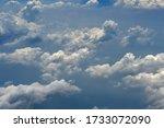 A Dramatic Cloudscape Sky...