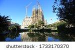 Sagrada Familia Antonio Gaudi...