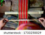Weaving Of The Dara Ang Women...