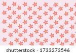 an artwork of seamless pink...   Shutterstock .eps vector #1733273546