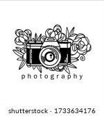 photography logos  wedding...   Shutterstock .eps vector #1733634176