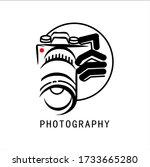 photography logos  photography...   Shutterstock .eps vector #1733665280