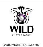 photography logos  photography...   Shutterstock .eps vector #1733665289