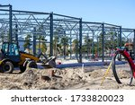 In The Construction Site New...