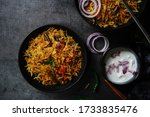Vegetable   Veg Biryani With...