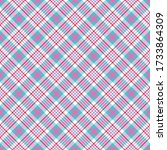 plaid seamless pattern  ... | Shutterstock . vector #1733864309