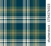 tartan plaid pattern background....   Shutterstock .eps vector #1734276323