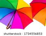 Colorful Umbrellas. The Colours ...