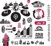 business | Shutterstock .eps vector #173468519