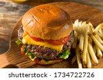 Homemade Grass Fed Cheeseburger ...