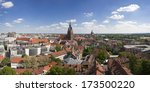 Stock photo hannover germany may hannover panorama hannover is the capital of the federal state 173500220
