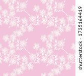 seamless floral pattern able to ...   Shutterstock .eps vector #1735164419