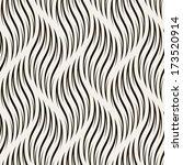 seamless pattern with braids.... | Shutterstock .eps vector #173520914