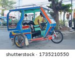 Motor Tricycle Are The Both...
