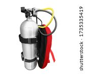 Scuba Cylinder Oxygen Container ...