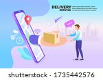 online fast delivery services...