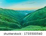 Landscape View Of The Famous...