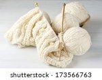 Natural Woolen Yarn And...