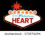 sign of love | Shutterstock . vector #173576294