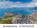 Panorama Of Gelendzhik And...