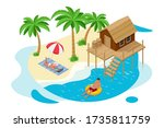 Isometric Summer Vacation...