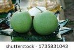 Green Grapefruit.  Used In Thai ...