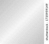 abstract black line diagonal... | Shutterstock .eps vector #1735959149