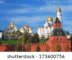 Moscow Kremlin Panorama In...