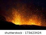 Volcano Eruption In Iceland ...