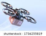 Online Contactless Drone...