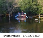 Submerged Community Park In...