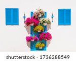 Wall Floral Decoration In...