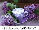 Spring Still Lifes With Lilac...