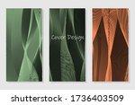 cover design template for... | Shutterstock .eps vector #1736403509