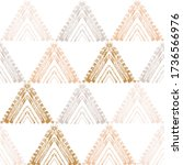 abstract seamless pattern with... | Shutterstock .eps vector #1736566976