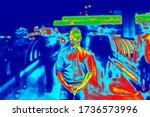 Thermal Camera Photo Detecting...