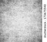 grunge  texture  distressed...   Shutterstock . vector #173675540
